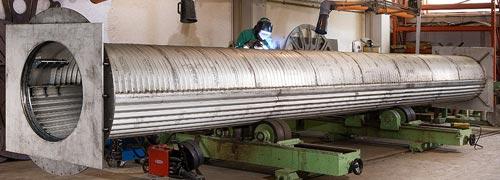 Muffole Per Forni Di Trattamento Termico: L'importanza Di Una Materia Prima Di Qualità E Di Un Manufatto Customizzato